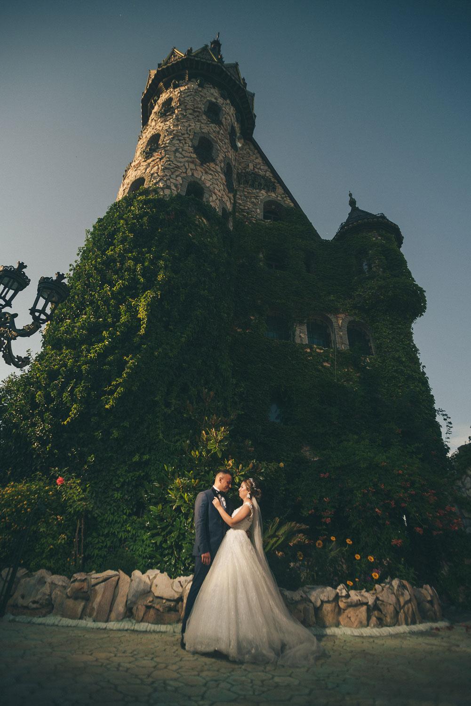 Ажда и метин , след сватбена фото сесия замък Равадиново, Сватба Русе