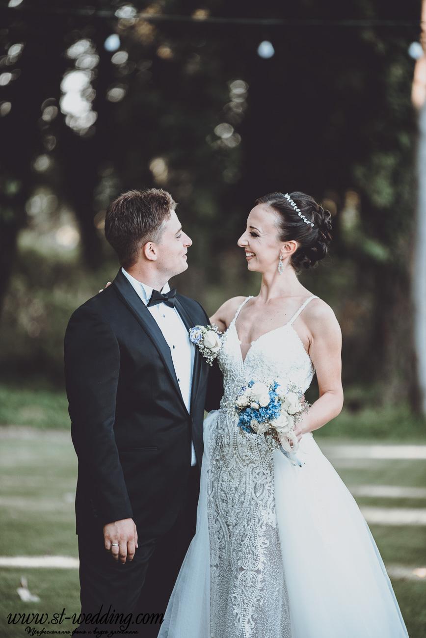 Карина и Кирил, фото заснемане на сватба, фотограф софия