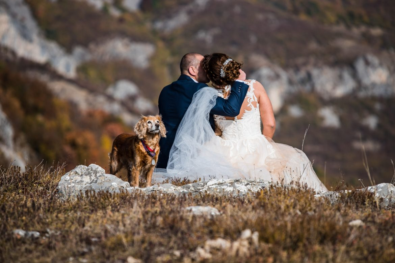 Фото сесия Теодора и Георги, пършевица, враца, младоженци