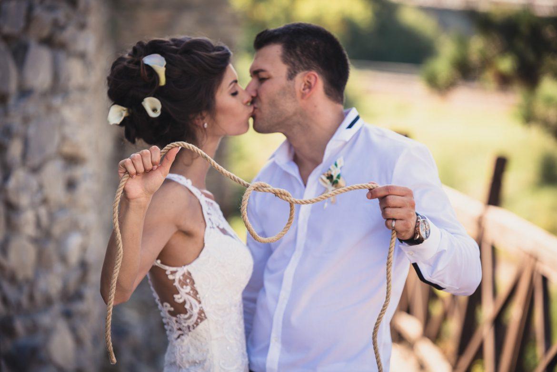 Сватбена фото сесия на Тина и Самул - сватбен фотограф софия