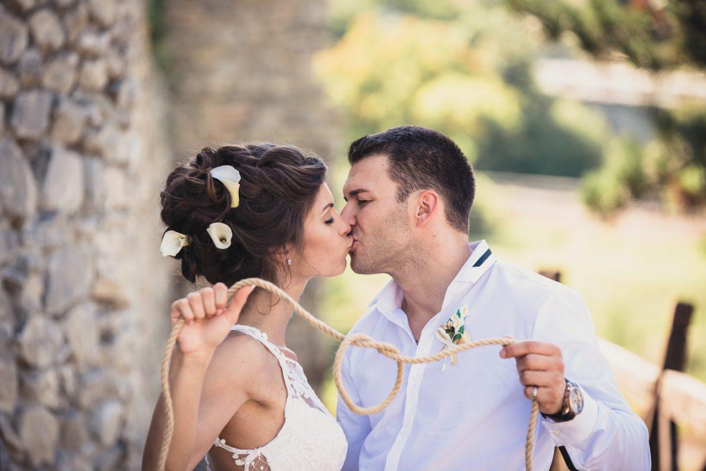 Сватбена фото сесия на Тина и Самул - сватбен фотограф